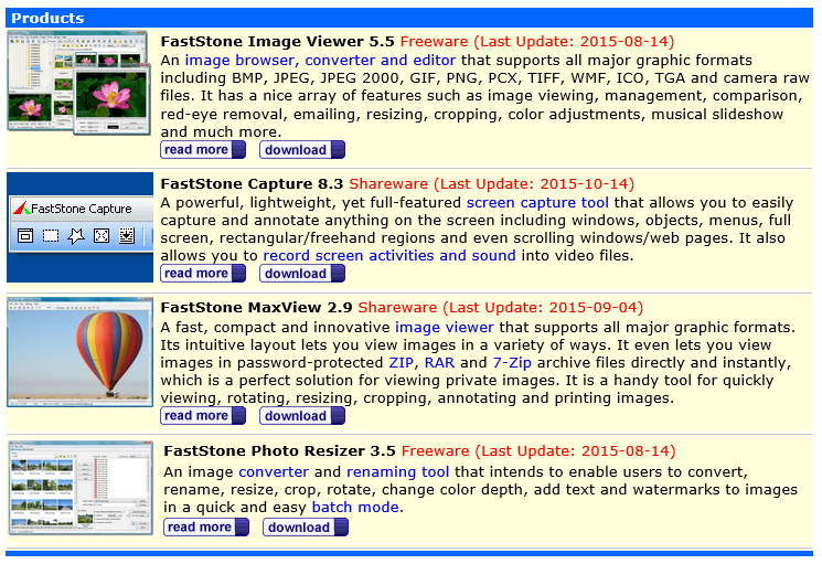 FastStone Image